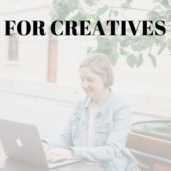 FOR CREATIVES